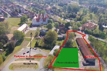 Firmenobjekt am Schloss Doberlug zum Verkauf